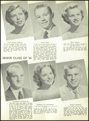 Page 17, 1954 Edition, Cumberland High School - Chieftain Yearbook (Nashville, TN) online yearbook collection