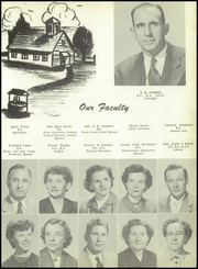 Page 9, 1954 Edition, Cumberland High School - Chieftain Yearbook (Nashville, TN) online yearbook collection
