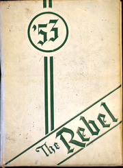 1953 Edition, Howard High School - Rebel Yearbook (Nashville, TN)