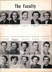 Page 11, 1953 Edition, Howard High School - Rebel Yearbook (Nashville, TN) online yearbook collection