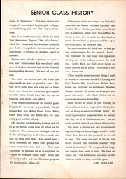 Page 15, 1953 Edition, Howard High School - Rebel Yearbook (Nashville, TN) online yearbook collection