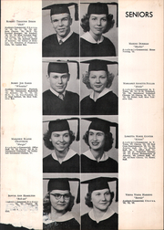 Page 17, 1953 Edition, Howard High School - Rebel Yearbook (Nashville, TN) online yearbook collection