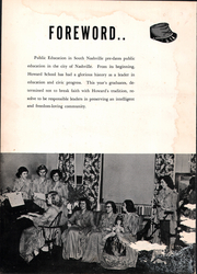 Page 6, 1953 Edition, Howard High School - Rebel Yearbook (Nashville, TN) online yearbook collection