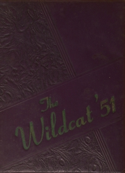 Page 1, 1951 Edition, Byars Hall High School - Wildcat Yearbook (Covington, TN) online yearbook collection