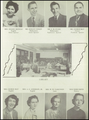 Page 11, 1951 Edition, Byars Hall High School - Wildcat Yearbook (Covington, TN) online yearbook collection