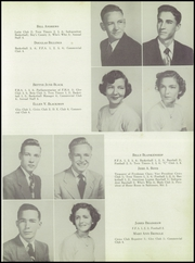 Page 15, 1951 Edition, Byars Hall High School - Wildcat Yearbook (Covington, TN) online yearbook collection