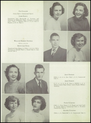 Page 17, 1951 Edition, Byars Hall High School - Wildcat Yearbook (Covington, TN) online yearbook collection