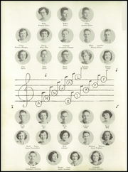 Page 8, 1951 Edition, Byars Hall High School - Wildcat Yearbook (Covington, TN) online yearbook collection