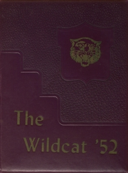 1952 Edition, Byars Hall High School - Wildcat Yearbook (Covington, TN)