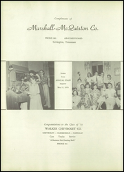Page 68, 1953 Edition, Byars Hall High School - Wildcat Yearbook (Covington, TN) online yearbook collection