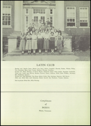 Page 69, 1953 Edition, Byars Hall High School - Wildcat Yearbook (Covington, TN) online yearbook collection