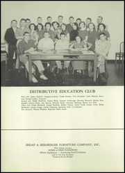 Page 70, 1953 Edition, Byars Hall High School - Wildcat Yearbook (Covington, TN) online yearbook collection