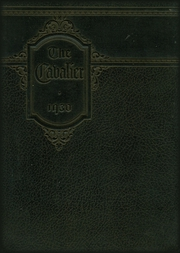 1930 Edition, Central High School - Cavalier Yearbook (Cookeville, TN)
