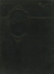 1931 Edition, Central High School - Cavalier Yearbook (Cookeville, TN)