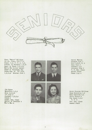 Page 11, 1941 Edition, Central High School - Cavalier Yearbook (Cookeville, TN) online yearbook collection