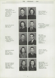 Page 12, 1941 Edition, Central High School - Cavalier Yearbook (Cookeville, TN) online yearbook collection