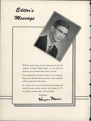 Page 10, 1957 Edition, Central High School - Cavalier Yearbook (Cookeville, TN) online yearbook collection