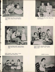 Page 13, 1957 Edition, Central High School - Cavalier Yearbook (Cookeville, TN) online yearbook collection