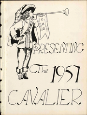Page 7, 1957 Edition, Central High School - Cavalier Yearbook (Cookeville, TN) online yearbook collection