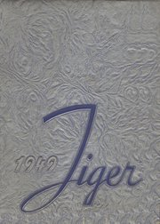 1949 Edition, Blountville High School - Tiger Yearbook (Blountville, TN)