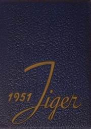 1951 Edition, Blountville High School - Tiger Yearbook (Blountville, TN)