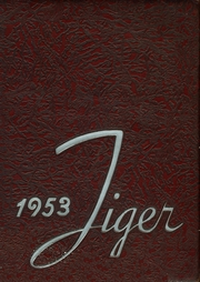 1953 Edition, Blountville High School - Tiger Yearbook (Blountville, TN)
