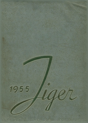 1955 Edition, Blountville High School - Tiger Yearbook (Blountville, TN)