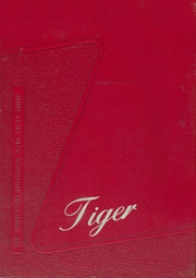 1959 Edition, Blountville High School - Tiger Yearbook (Blountville, TN)
