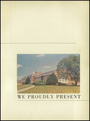 Page 5, 1959 Edition, Blountville High School - Tiger Yearbook (Blountville, TN) online yearbook collection