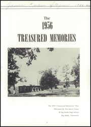 Page 5, 1956 Edition, Big Sandy High School - Treasured Memories Yearbook (Big Sandy, TN) online yearbook collection