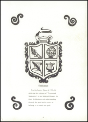 Page 7, 1956 Edition, Big Sandy High School - Treasured Memories Yearbook (Big Sandy, TN) online yearbook collection