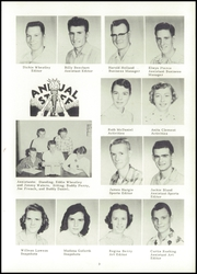 Page 9, 1956 Edition, Big Sandy High School - Treasured Memories Yearbook (Big Sandy, TN) online yearbook collection