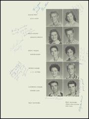 Page 15, 1958 Edition, Big Sandy High School - Treasured Memories Yearbook (Big Sandy, TN) online yearbook collection