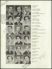 Page 8, 1958 Edition, Big Sandy High School - Treasured Memories Yearbook (Big Sandy, TN) online yearbook collection