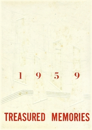 Page 1, 1959 Edition, Big Sandy High School - Treasured Memories Yearbook (Big Sandy, TN) online yearbook collection