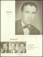 Page 8, 1959 Edition, Big Sandy High School - Treasured Memories Yearbook (Big Sandy, TN) online yearbook collection
