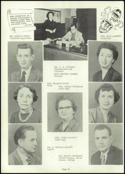 Page 14, 1956 Edition, Alamo High School - Fort Yearbook (Alamo, TN) online yearbook collection