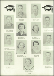 Page 62, 1956 Edition, Alamo High School - Fort Yearbook (Alamo, TN) online yearbook collection