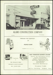 Alamo High School - Fort Yearbook (Alamo, TN) online yearbook collection, 1956 Edition, Page 84