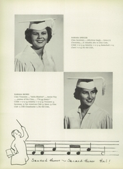 Page 16, 1953 Edition, Sacred Heart School - Crest Yearbook (Memphis, TN) online yearbook collection