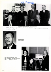 Page 14, 1970 Edition, Fayette County High School - Panther Yearbook (Somerville, TN) online yearbook collection