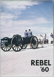 1960 Edition, McMinnville City High School - Rebel Yearbook (McMinnville, TN)