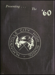 Page 6, 1960 Edition, McMinnville City High School - Rebel Yearbook (McMinnville, TN) online yearbook collection