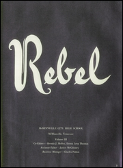Page 7, 1960 Edition, McMinnville City High School - Rebel Yearbook (McMinnville, TN) online yearbook collection