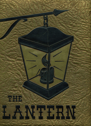 1952 Edition, Hutchison High School - Lantern Yearbook (Memphis, TN)
