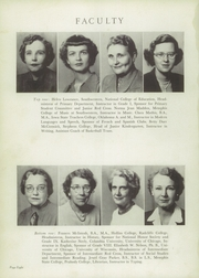 Page 12, 1952 Edition, Hutchison High School - Lantern Yearbook (Memphis, TN) online yearbook collection