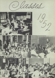 Page 15, 1952 Edition, Hutchison High School - Lantern Yearbook (Memphis, TN) online yearbook collection