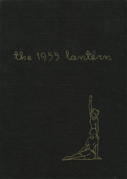 1955 Edition, Hutchison High School - Lantern Yearbook (Memphis, TN)