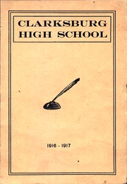 1917 Edition, Clarksburg High School - Yearbook (Clarksburg, TN)