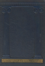 1939 Edition, Lausanne Collegiate School - Lausanne Locket Yearbook (Memphis, TN)